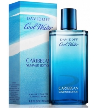 DAVIDOFF COOL WATER CARIBBEAN SUMMER EDITION EDT 125ML VAPORIZADOR