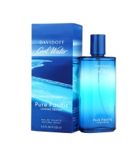 DAVIDOFF COOL WATER PURE PACIFIC EDITION EDT 125 ML