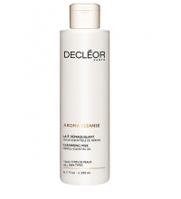DECLEOR FACIAL CLEANSING MILK WITH NEROLI ESSENTIAL OIL 200 ML