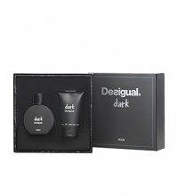 DESIGUAL DARK MAN EDT 100 ML + A/S 100 ML SET REGALO