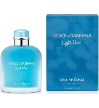 DOLCE & GABBANA LIGHT BLUE  EAU INTENSE 100ML