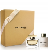 DOLCE & GABBANA THE ONE EDP 50 ML + B/L 100 ML SET REGALO
