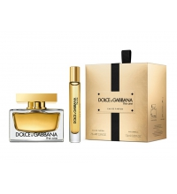 DOLCE & GABBANA THE ONE EDP 75ML + MINI 7.4 ML SET REGALO