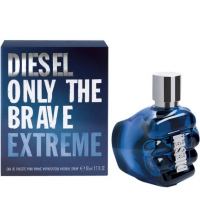 DIESEL ONLY THE BRAVE EXTREME EDT 50 ML VP.