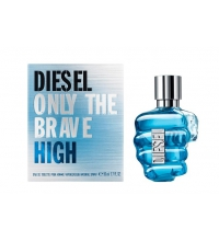 DIESEL ONLY THE BRAVE HIGH EDT 50 ML