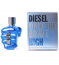 DIESEL ONLY THE BRAVE HIGH EDT 75 ML
