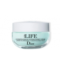 CHRISTIAN DIOR HYDRA LIFE HYDRATION RESCUE SORBET CREME 50ML