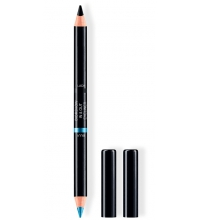 DIOR DIORSHOW IN & OUT EYELINER WATERPROOF EDICIÓN LIMITADA 001 BLUE/BLACK
