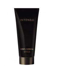 DOLCE & GABBANA INTENSO SHOWER GEL 200 ML