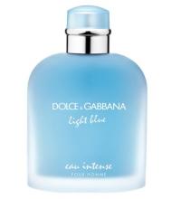 DOLCE & GABBANA LIGHT BLUE EAU INTENSE POUR HOMME  EDP 200ML