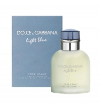 DOLCE & GABBANA LIGHT BLUE POUR HOMME EDT 75 ML