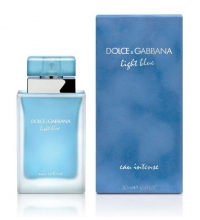 DOLCE & GABBANA LIGHT BLUE EAU INTENSE EAU DE PARFUM 25 ML VP.