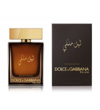 DOLCE & GABBANA THE ONE FOR MEN ROYAL NIGHT EDP 100 ML LIMITED EDITION