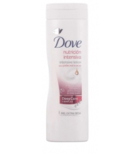 DOVE BODY MILK NUTRICION INTENSIVA 400ML