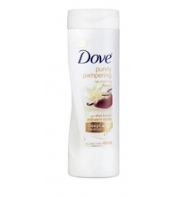 DOVE BODY MILK NUTRITIVO KARITE & VAINILLA 400ML