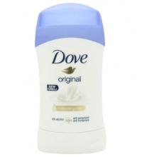 DOVE ORIGINAL DESODORANTE STICK 40 ML
