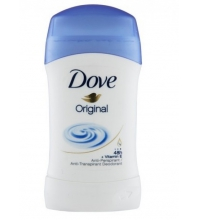 DOVE ORIGINAL DESODORANTE STICK 30 ML