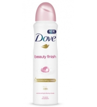 DOVE BEAUTY FINISH DESODORANTE VAPORIZADOR 200 ML