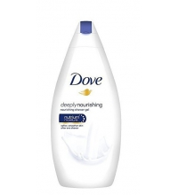 DOVE GEL DE DUCHA CLASICO NUTRITIVO 500ML