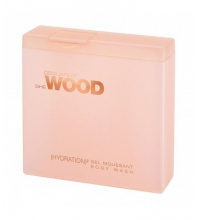 DSQUARED SHE WOOD BODY WASH 200 ML