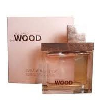 DSQUARED  SHE WOOD VELVET FOREST WOOD EDP 50 ML