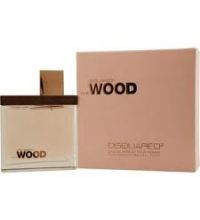 DSQUARED SHE WOOD EDP 100 ML VAPO