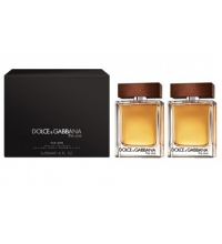 DOLCE & GABBANA THE ONE MEN EDT 2x50 ML