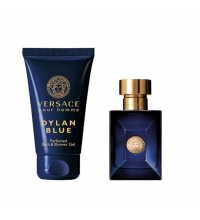 VERSACE DYLAN BLUE EDT 30 ML + SHOWER GEL 50ML