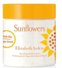 ELIZABETH ARDEN SUNFLOWERS BODY CREAM 500 ML