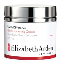 ELIZABETH ARDEN VISIBLE DIFFERENCE GENTLE HYDRATING CREAM SPF 15 P.SECAS 50 ML