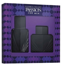 ELIZABETH TAYLOR PASSION FOR MEN EDC 118 ML + A/S 118 ML