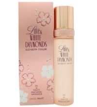 ELIZABETH TAYLOR LOVE AND WHITE DIAMONDS EDT 100ML VAPORIZADOR