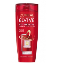 L'OREAL ELVIVE COLOR-VIVE CHAMPU PROTECTOR 370ML