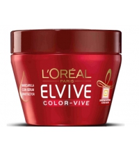 L'OREAL ELVIVE COLOR-VIVE MASCARILLA PROTECTORA 300ML