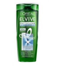 L'OREAL ELVIVE PHYTOCLEAR  2 EN 1 CHAMPU ANTICASPA  370ML