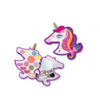 CARTOON PALETA DE MAQUILLAJE INFANTIL UNICORN