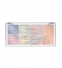 ESSENCE BE KISSED BY THE MOON PALETA ROSTRO Y OJOS