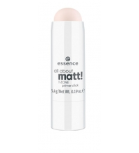 ESSENCE ALL ABOUT MATT! PRE BASE EN STICK ZONA T  5.4 GR
