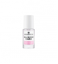 ESSENCE ALL IN ONE CARE BASE & TOP COAT 8 ML