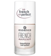 ESSENCE ESMALTE MANICURA FRANCESA BEAUTIFYING 03 TRUE FRENCH SHIP