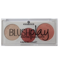 ESSENCE BLUSH PLAY SCULPTING PALETA COLORETE 10