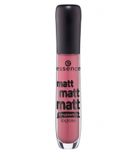 ESSENCE MATT MATT MATT BRILLO DE LABIOS 06 IT S A 10