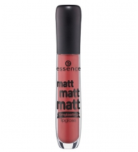 ESSENCE MATT MATT MATT BRILLO DE LABIOS 08 THE BIG CHILL