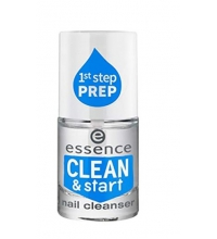 ESSENCE CLEAN & START LIMPIADOR DE UÑAS