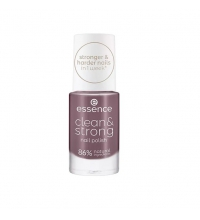 ESSENCE CLEAN & STRONG NAIL POLISH ESMALTE DE UÑAS 07 JUICY TERRA 8 ML