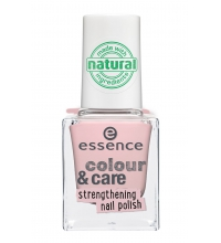 ESSENCE COLOUR & CARE ESMALTE DE UÑAS ENDURECEDOR 02 I CARE FOR YOU