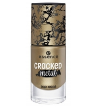ESSENCE CRACKED METAL TOP COAT 35 CRACK IS BACK 8 ML