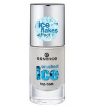 ESSENCE CRUSHED ICE TOP COAT 32 FIZZY FREEZE