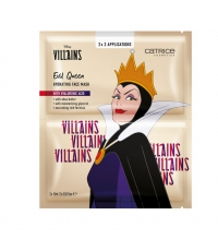 CATRICE DISNEY VILLAINS MASCARILLA FACIAL HIDRATANTE EVIL QUEEN 2 X 15 ML