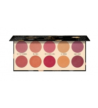 ESSENCE FALL BACK TO NATURE PALETA DE ILUMINADORES Y COLORETES